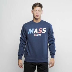 Bluza Mass Denim Sweatshirt Crewneck Grand navy