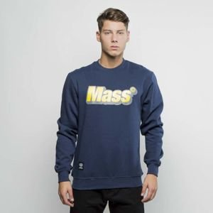 Bluza Mass Denim Sweatshirt Crewneck Work navy