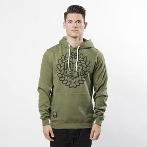 Bluza Mass Denim Sweatshirt Hoody Base khaki