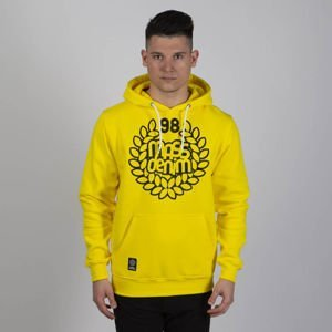 Bluza Mass Denim Sweatshirt Hoody Base yellow
