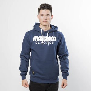 Bluza Mass Denim Sweatshirt Hoody Classics navy