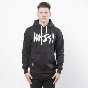 Bluza Mass Denim Sweatshirt Hoody Signature black