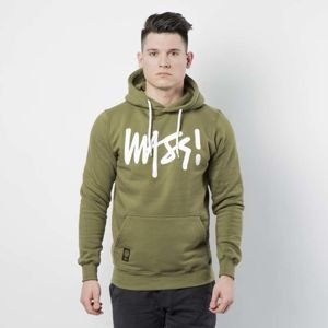 Bluza Mass Denim Sweatshirt Hoody Signature khaki