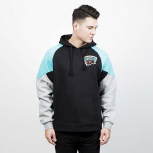 Bluza Mitchell & Ness Vancouver Grizzlies Trading Block Hoody black