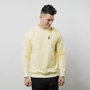 Bluza POGO Crew Light yellow