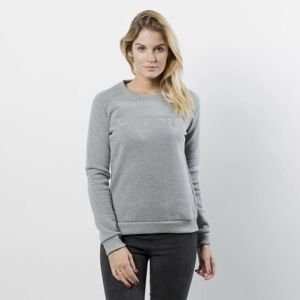 Bluza Prosto Klasyk Girls Crewneck Shadow concrete grey