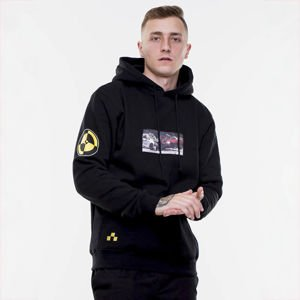 Bluza R.I.P. Crach Test Hoody black