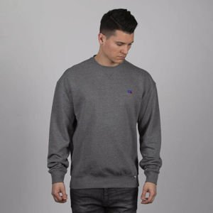 Bluza Russell Athletic Crewneck Frank collegiate grey marl