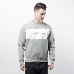 Bluza SB Stuff Crewneck Stripe gray
