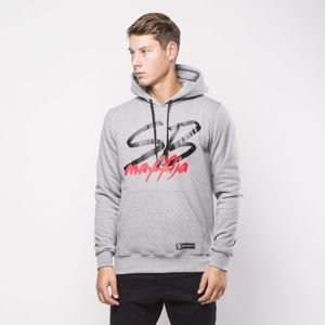 Bluza SB Stuff Sweatshirt Big Logo Hoodie grey