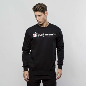 Bluza Stoprocent Sweatshirt BBK Champion Crewneck black
