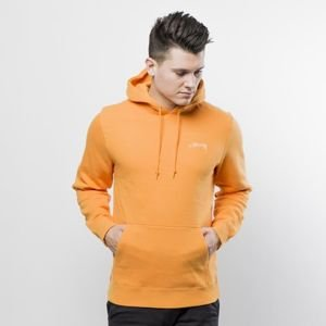 Bluza Stussy Smooth Stock Hood apricot