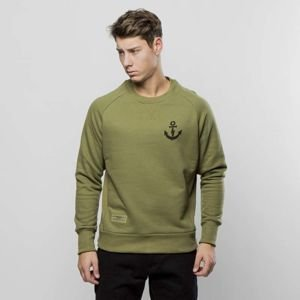 Bluza Turbokolor Sweatshirt  Anchor Crewneck khaki