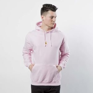 Bluza Unleashed Flag Hoodie pink