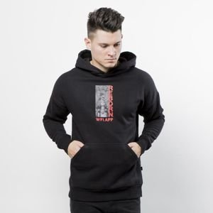Bluza We Peace It Reborn Hoodie black