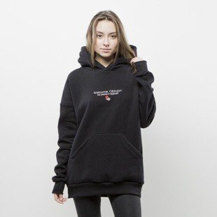 Bluza We Peace It Welcome Oblivion black WMNS