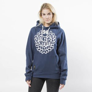 Bluza damska Mass Denim Sweatshirt Hoody Base WMNS navy