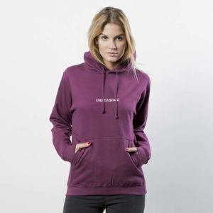 Bluza damska Unleashed All About The Money Hoodie plum