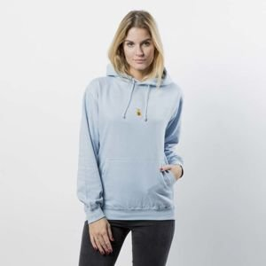 Bluza damska Unleashed Flag Hoodie blue