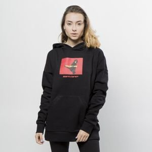 Bluza damska We Peace It Trust Me Hoodie black