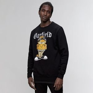 Bluza męska Cayler & Sons WL Left Side Garfield Crewneck black / mc