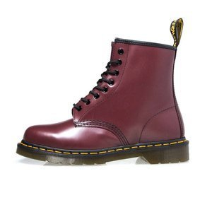 Buty Dr. Martens Smooth cherry red 1460-10072600