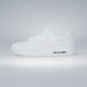 Buty damskie Nike Air Max 1 white / white - pure platinum 319986-108
