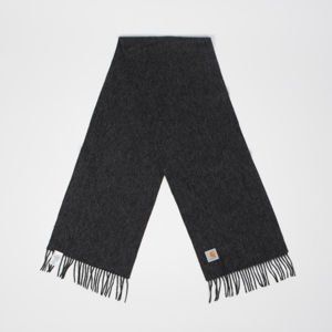 Carhartt Szalik Clan Scarf dark grey heather