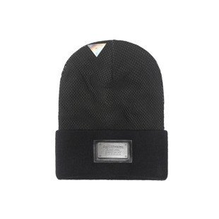 Cayler & Sons BLACK LABEL czapka zimowa Plated Old School Beanie black / olive BL-CAY-AW16-BN-04