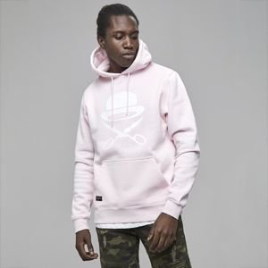 Cayler & Sons bluza Premium Authentics Icon Hoody pale pink / white