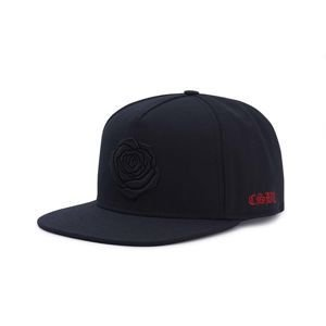 Cayler & Sons czapka Black Label Order Cap black / red