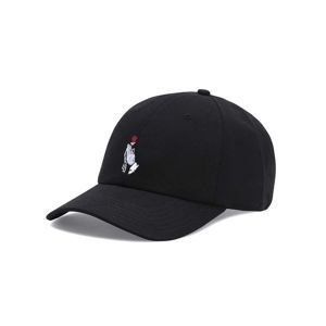 Cayler & Sons czapka White Label Thorns Curved Cap black / red