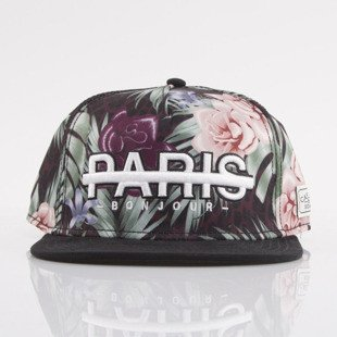 Cayler & Sons czapka snapback Paris Steez mc / black / white (WL-CAY-AW15-11-OS)