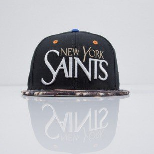 Cayler & Sons czapka snapback Saints black / mc (CAY-SS15-28-01)