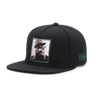 Cayler & Sons snapback czapka Bedstuy Cap black / brown / mc GL-CAY-AW16-10