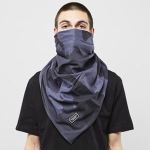 Chusta Backyard Cartel Bandana Big Woodland khaki SS2017