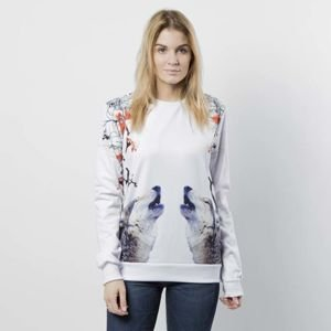 Criminal Damage bluza damska Wolves Sweater multi