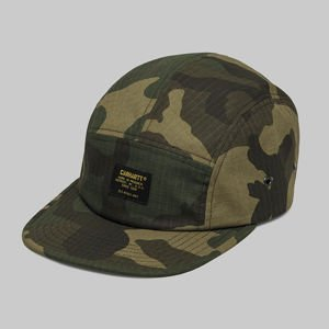 Czapka 5Panel Carhartt WIP Military Cap camo laurel