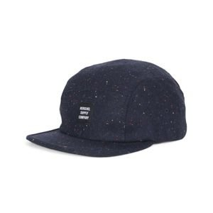 Czapka 5panel Herschel  Glendale Classic Cap navy Donegal Collection 1006-0538
