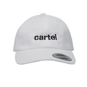 Czapka Backyard Cartel strapback Disaster Sport Cap white FW2017