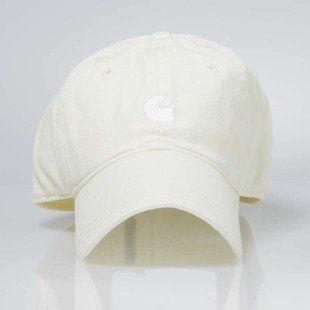 Czapka Carhartt WIP strapback Major Cap lion / white