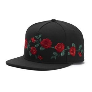 Czapka Cayler & Sons Black Label Mi Casa Cap black / red