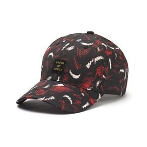 Czapka Cayler & Sons Black Label Show Now Mercy Curved Cap red / gold
