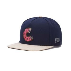 Czapka Cayler & Sons C&S Los Munchos Cap navy/mc