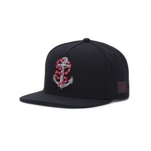 Czapka Cayler & Sons C&S WL Anchored Cap black / mc