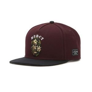 Czapka Cayler & Sons C&S WL Mercy Cap bordeaux/black