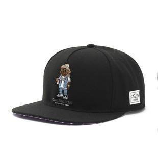 Czapka Cayler & Sons C&S WL Wicked Snapback Cap black