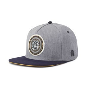 Czapka Cayler & Sons COPPER LABEL Finest Quality Cap heather grey / navy