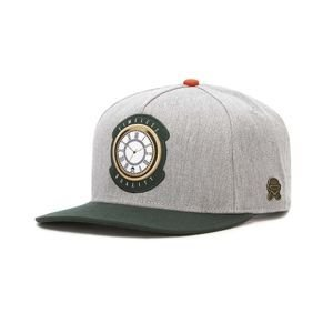 Czapka Cayler & Sons Copper Label C&S CL Timeless Cap grey/forest