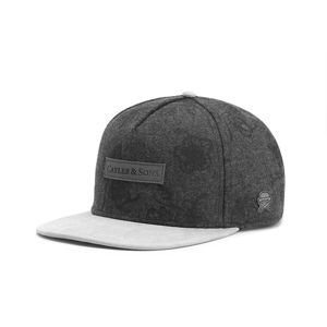 Czapka Cayler & Sons Copper Label Vibin' Cap dark grey